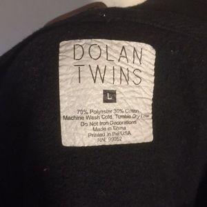 Dolan Twins Tops - Dolan Twins Hoodie (black)